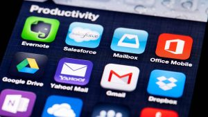 The 40 best mobile productivity apps