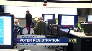 Social media boosts voter registration