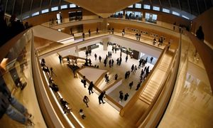 Tell us what you think of the Design Museum