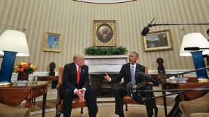 Commander-In-Tweet: Trump's Social Media Use And Presidential Media Avoidance