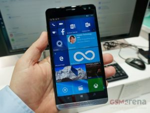 Rumor says HP and Microsoft are working on new consumer-grade Windows 10 phone