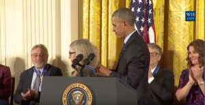 Presidential Medal of Freedom awards go to top computer scientists