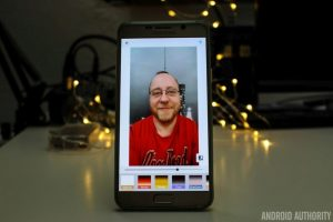 You can make yourself look better with the new Microsoft Selfie app for Android