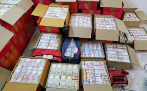 Rs. 24 crore in Rs. 2000 notes seized on day 3 of I-T raids