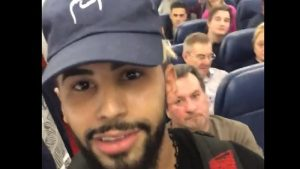 Social media star Adam Saleh removed from Delta plane