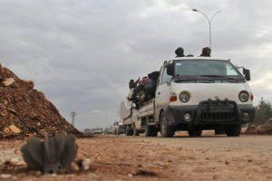Syria Aleppo: Evacuation grinds to a halt