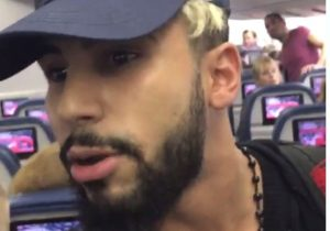 VIDEO: Social media stars claim removal from flight for speaking Arabic