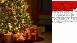 Compose Christmas Carols and It's Creepy