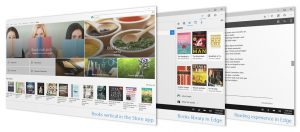 Microsoft is testing an ebook store on Windows 10