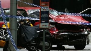 Melbourne car deaths: Three killed as driver strikes pedestrians