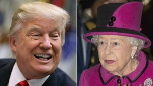 Trump state visit plan 'very difficult' for Queen
