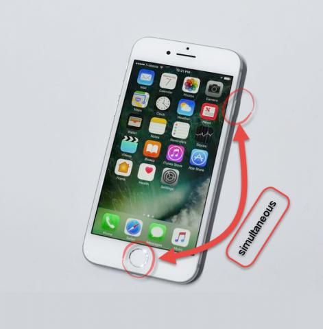 How To Take A Screenshot On An Iphone Or Ipad Freetechsforum