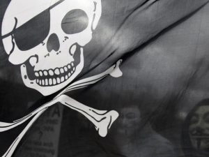 Internet companies send letters to customers who have been downloading pirated content