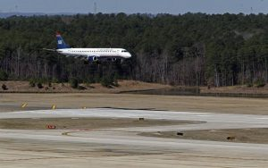 RDU has fixed computer problem that knocked out check-in systems in Terminal 2