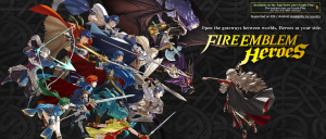 Nintendo says new 'Fire Emblem Heroes' game coming to iPhone and iPad on February 2
