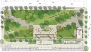Photos: Design for the Eisenhower memorial changes again