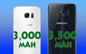 Samsung Galaxy S8 to have 3,000mAh and 3,500mAh batteries