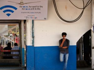 Free Wi-Fi Provided to 5 Million Passengers at 115 Railway Stations in February