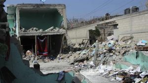 Man killed, three others of family injured in Cairo suburb blast