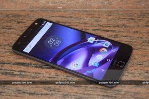 Moto Z (2017) Image Leaks With New Fingerprint Sensor; Snapdragon 835 SoC Expected
