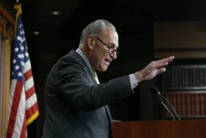 Sen Chuck Schumer Calls on Trump to Veto Measure Letting ISPs Sell Data Without Consent