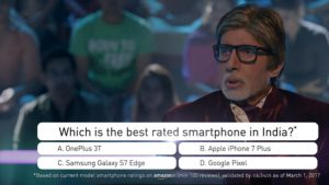 OnePlus 3T Amitabh Bachchan Ad Faces Delhi High Court Stay Order Over Sony Copyright Infringement