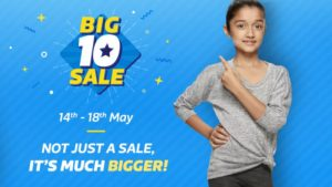 Flipkart 'Big 10 Sale' Scheduled From May 14 to May 18: What Offers to Expect