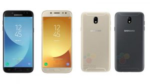 Samsung Galaxy J5 (2017), Galaxy J7 (2017) Images and Specifications Leaked