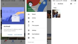 Google Photos Gets Archive Feature on Android, iOS, and Web
