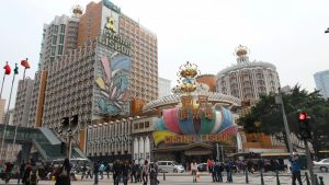 Melco's Billionaire Ho Sees Macau Gaming Returning to 2013 Peak