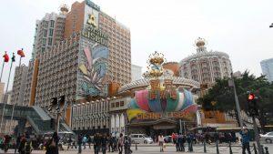 Melco's Billionaire Ho Sees Macau Gaming Returning to 2013 Peak