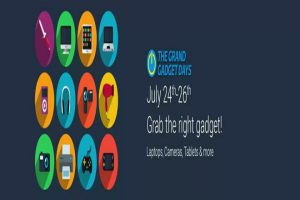 Flipkart Grand Gadget Day Sale Offers: Samsung Galaxy J Max 8, ASUS ZenFone 3 Ultra and more available on discount priced at between Rs 13,400 to Rs 49,900