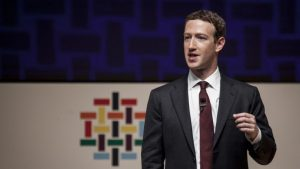 Facebook CEO Mark Zuckerberg Becomes World's Fifth Richest Person: Fortune