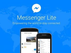 Facebook Messenger Lite for Android Finally Launched in India