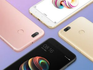 More Xiaomi Mi 5X renders in HD emerge online