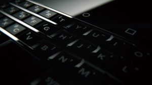 BlackBerry Full-Touchscreen Smartphone With Water Resistance to Launch in October: TCL