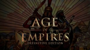 Age of Empires Definitive Edition set for October, AoE 2 and 3 remasters are coming too