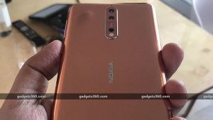 Nokia 8 Now Available in India via Amazon: Price, Specifications, and More