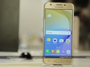 Samsung Galaxy J5 Prime Reportedly Receiving Android 7.0 Nougat Update in India