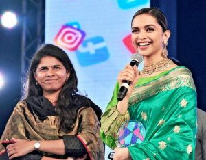 Deepika: one need not react to everything on social media