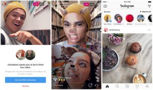 Instagram Now Lets You Live Stream With a Friend