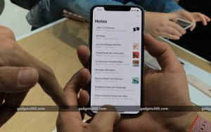 iPhone X Pre-Orders Now Open, Price in India Starts at Rs. 89,000