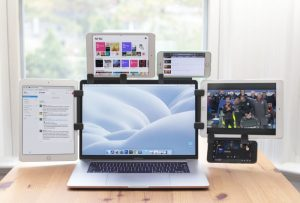 Ten One Design's New Mountie+ Lets You Mount Your iPad to Your MacBook as a Second Screen