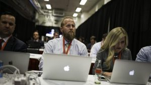 From Web Designer To Trump's Digital Confidant: Brad Parscale