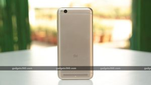 Xiaomi Redmi 5A With 13-Megapixel Camera Launched in India: Price, Specifications