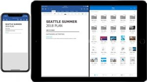Microsoft Office for iOS Gets Co-Authoring, Drag and Drop, Files App Support, Advanced Search, and More
