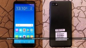 Gionee F205, Gionee S11 Lite With FullView Displays Launched in India: Price, Specifications