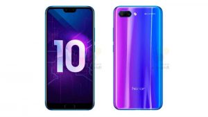 Honor 10 Leaked Images Show Colour Variants, Notch, Dual Camera Ahead of April 19 Launch