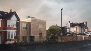 Adjaye and Toogood design affordable prefabricated houses for property start-up