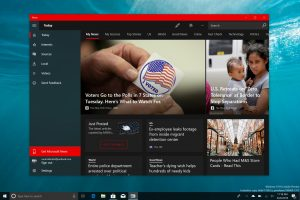 Microsoft updates Windows 10 News app with rebrand and new design